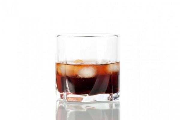 Black Russian koktel