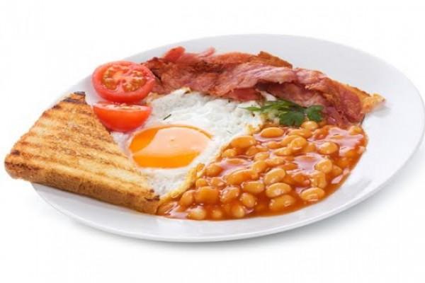 Engleski doručak u Beogradu
