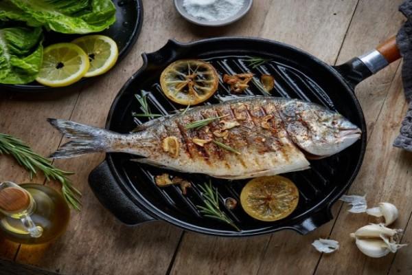 Kako spremiti ribu na roštilju