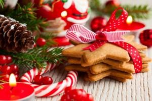 Novogodišnji  dekorativni kolačići