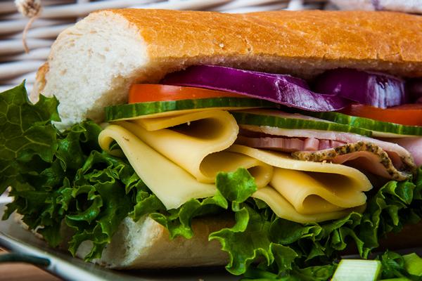 Zdrav sendvič