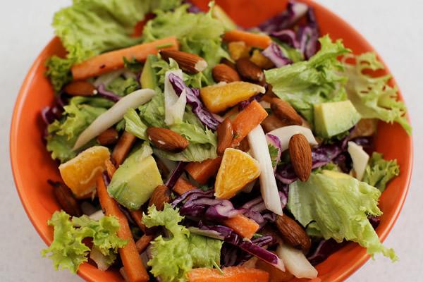 Salata sa pomorandžom