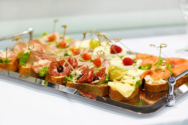 Mini sendviči sa raznim nadevima