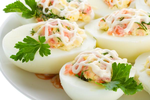 Kuvana punjena jaja