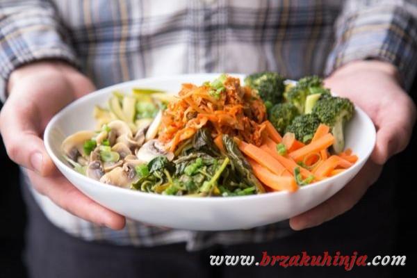Kuvano povrće