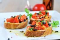 Brusketi sa paradajzom