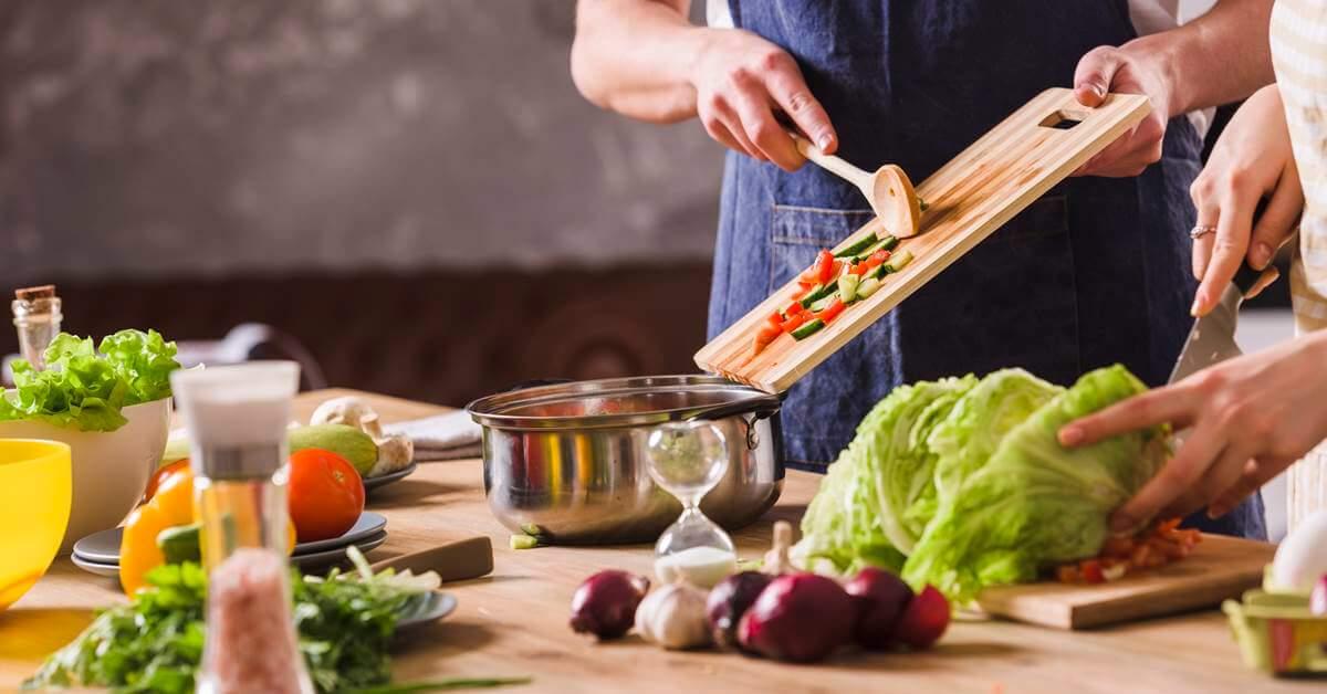 kuhinja spremanje hrane